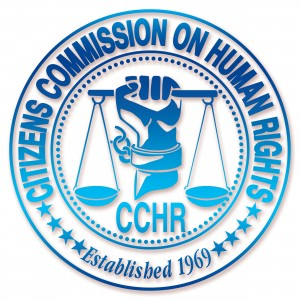 CCHRblue logo